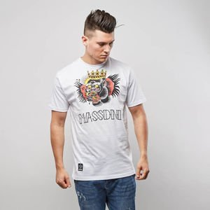 Koszulka Mass Denim T-shirt Conor - white