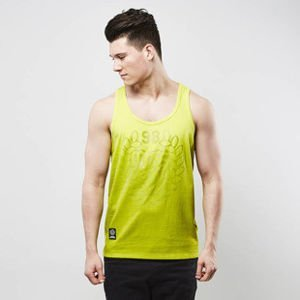 Koszulka Mass Denim Tank Top Base Fade green SS 2017