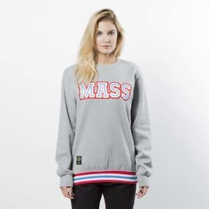 Mass DNM bluza Sweatshirt Crewneck Liberty WMNS - light heather grey