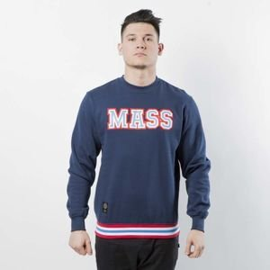 Mass DNM bluza Sweatshirt Crewneck Liberty - navy