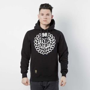 Mass DNM bluza Sweatshirt Hoody Base - black