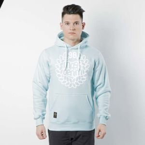 Mass DNM bluza Sweatshirt Hoody Base - light blue