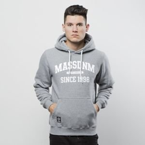 Mass DNM bluza Sweatshirt Hoody Campus - medium heather grey