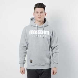 Mass DNM bluza Sweatshirt Hoody Classics - light heather grey
