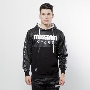 Mass DNM bluza Sweatshirt Hoody Stripe - black QUICKSTRIKE
