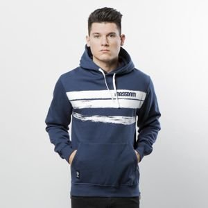 Mass DNM bluza Sweatshirt Hoody Traces - navy