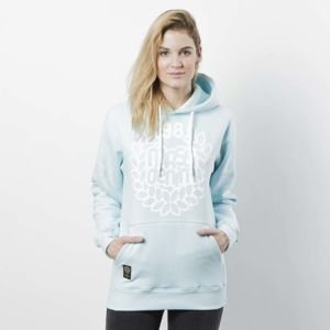 Mass DNM damska bluza Sweatshirt Hoody Base WMNS - light blue