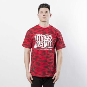 Mass DNM koszulka Assassin T-shirt - red