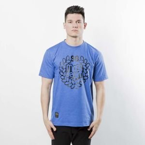 Mass DNM koszulka Base T-shirt - heather blue
