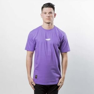 Mass DNM koszulka Classics SL Print T-shirt purple LIMITED EDITION