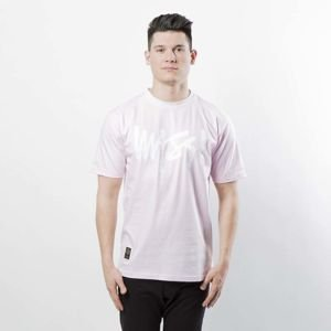 Mass DNM koszulka Signature T-shirt - light pink
