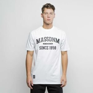 Mass DNM koszulka T-shirt Campus - white