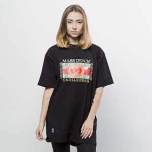 Mass DNM koszulka WMNS T-shirt Cream - black QUICKSTRIKE