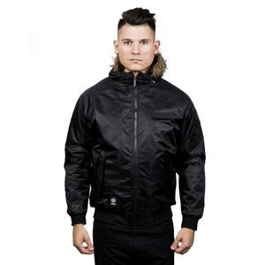 Mass DNM kurtka Bomber Jacket - black