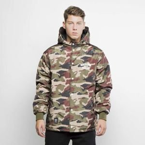 Mass DNM kurtka Campus Jacket - woodland camo