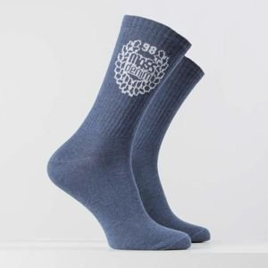 Mass DNM skarpety Socks Base - heather blue