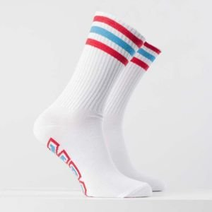Mass DNM skarpety Socks Liberty - white