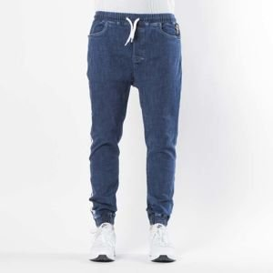 Mass DNM spodnie Protect Joggers Jeans Trap Fit - dark blue