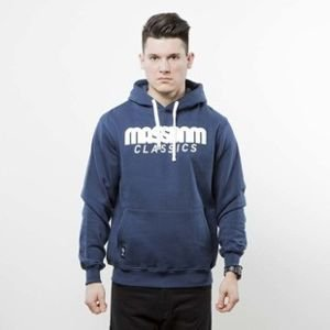 Mass Denim bluza hoody Classics navy
