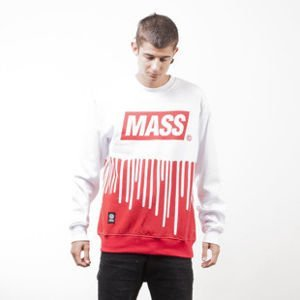 Mass Denim bluza sweatshirt Cover crewneck white