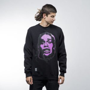 Mass Denim bluza sweatshirt Harlem Legend crewneck black