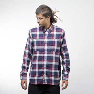 Mass Denim koszula shirt Classics navy / red / white