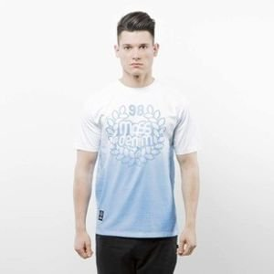 Mass Denim koszulka T-shirt Base Fade blue SS 2017