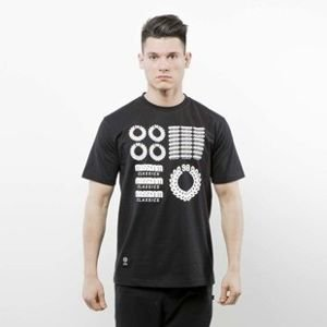 Mass Denim koszulka T-shirt Display black SS 2017