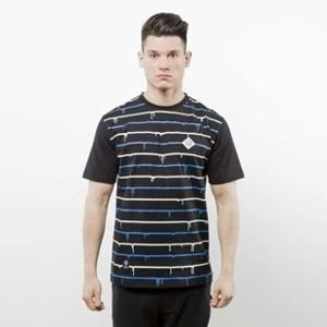 Mass Denim koszulka T-shirt Dripline black SS 2017