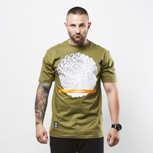 Mass Denim koszulka T-shirt Impress khaki (SS 2017)