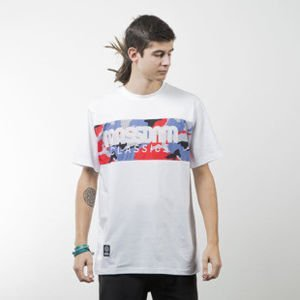 Mass Denim koszulka t-shirt Classics Camo white