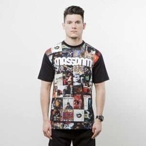 Mass Denim koszulka t-shirt Golden Era multicolor SS 2017