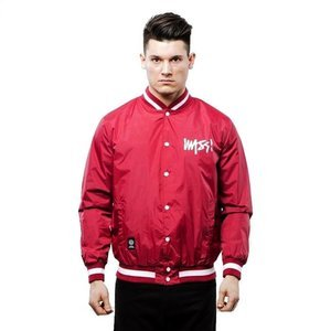Mass Denim kurtka Signature Handmade Jacket claret