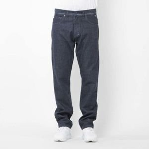 Mass Denim spodnie jeans Dripline regular fit rinse SS2017