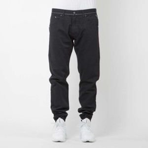 Mass Denim spodnie joggers Signature sneaker fit black SS2017