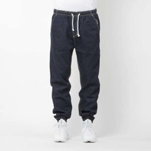 Mass Denim spodnie joggers jeans Drop loose fit rinse SS2017