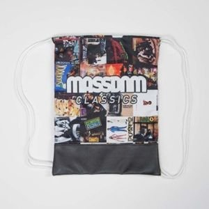 Mass Denim worek Golden Era Gymbag multicolor