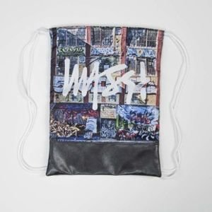 Mass Denim worek R.I.P. 5Pointz Gymbag multicolor