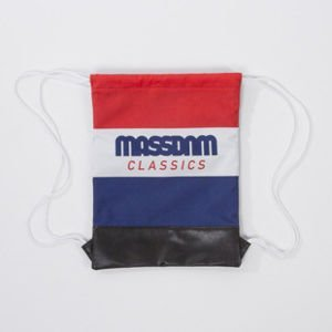 Mass Denim worek na plecy Classics Cut Gymbag navy / red
