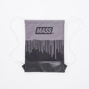 Mass Denim worek na plecy Cover Gymbag grey