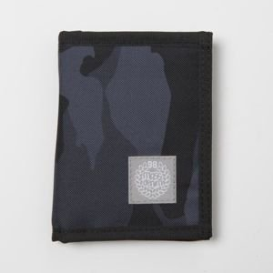 Portfel Mass Denim Wallet Base - black camo