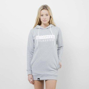 Saint Mass Bluza Hoody Classics light heather grey