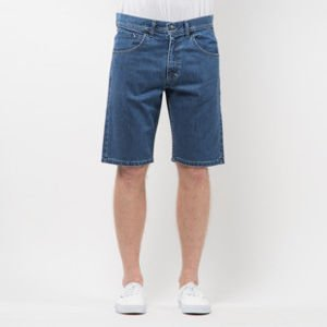 Szorty Mass Denim Shorts Jeans Legendary straight fit blue SS 2017