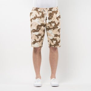 Szorty Mass Denim Shorts Pants Base straight fit desert camo SS 2017