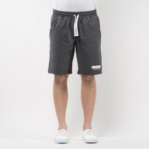 Szorty Mass Denim Sweatshorts Classics dark heather grey SS 2017