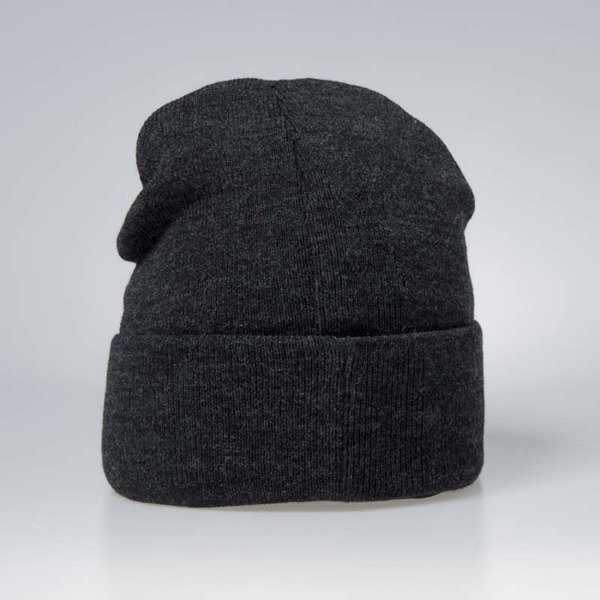 Czapka zimowa Mass Denim Beanie Work - heather grey