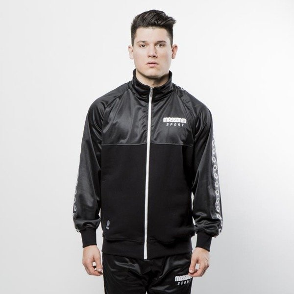 Mass DNM bluza Track Top Stripe black QUICKSTRIKE