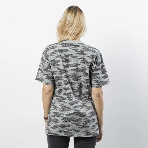 Mass DNM koszulka damska  Assassin T-shirt WMNS - light heather grey