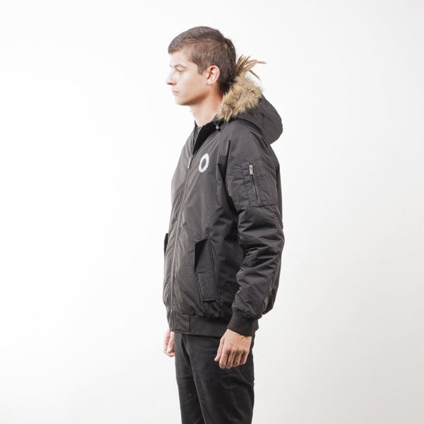Mass Denim BLAKK kurtka zimowa winter jacket Conversion black