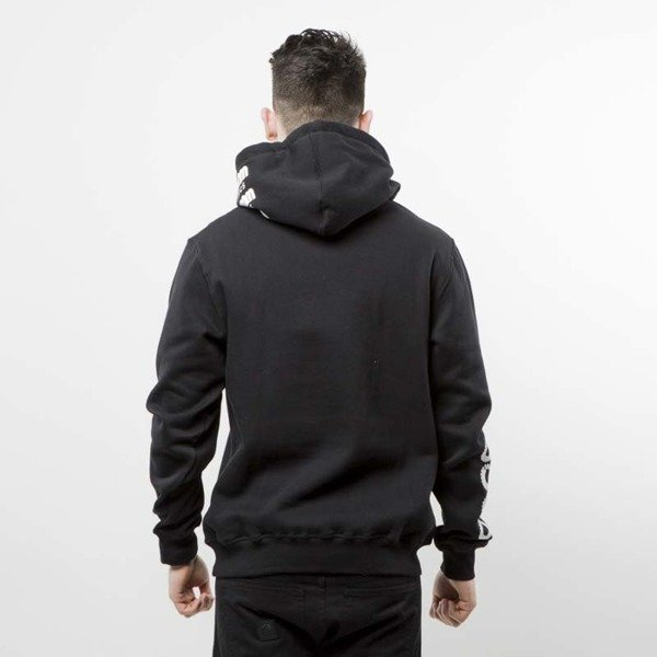 Mass Denim bluza hoody Display black